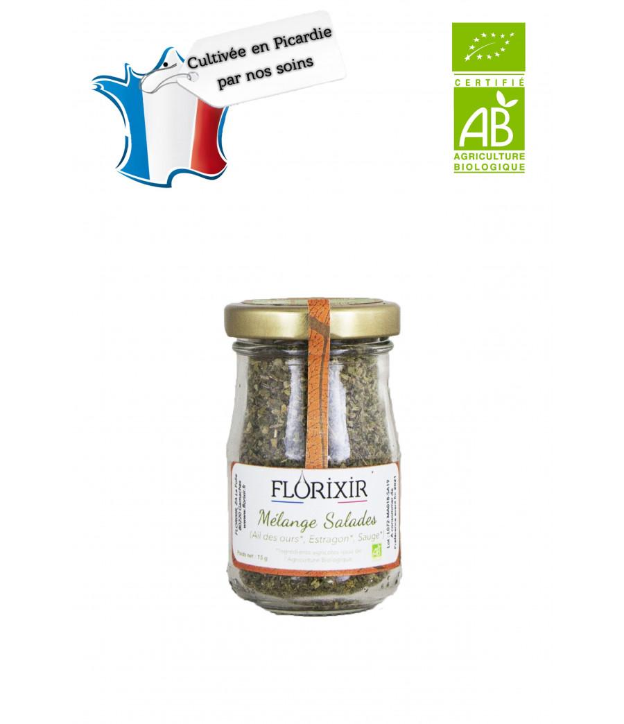 Mélange salades